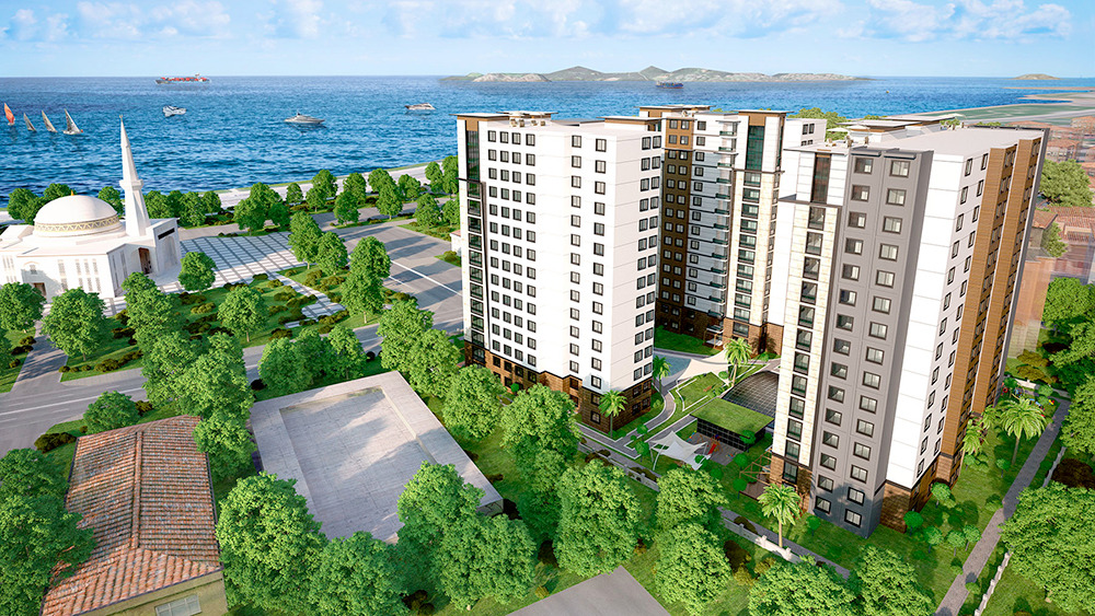 Sea View Apartment for Sale in the Asian Side 4