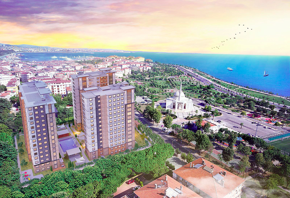 Sea View Apartment for Sale in the Asian Side 2