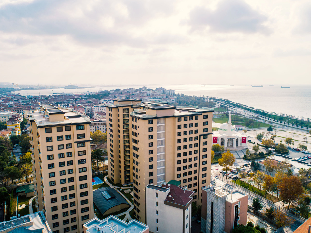 Sea View Apartment for Sale in the Asian Side 3
