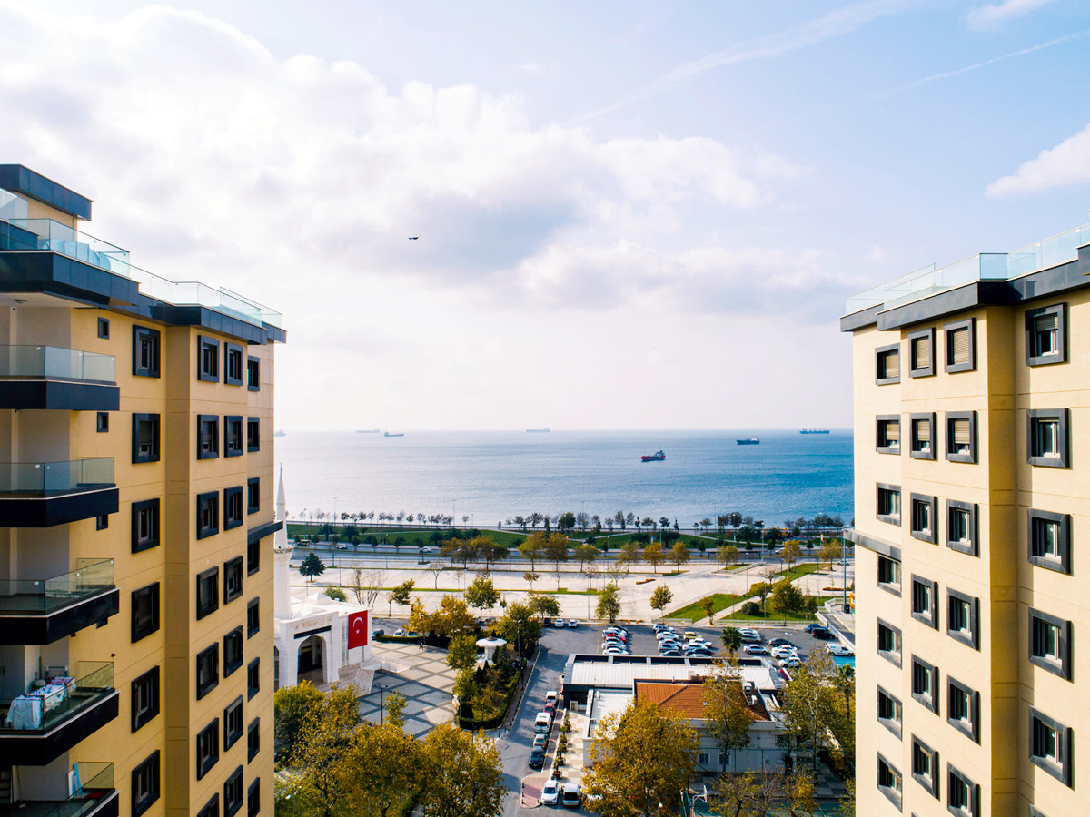 Sea View Apartment for Sale in the Asian Side 7